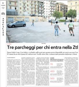 Accolta la proposta di Confesercenti Palermo.