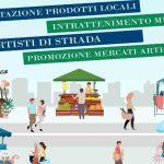Fieramente in Commercio, il 31 luglio tutti a Cinisi tra festa e promozione dei prodotti locali